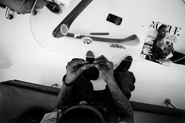 3 хип-хоп трека: Kid Cudi. Изображение № 1.