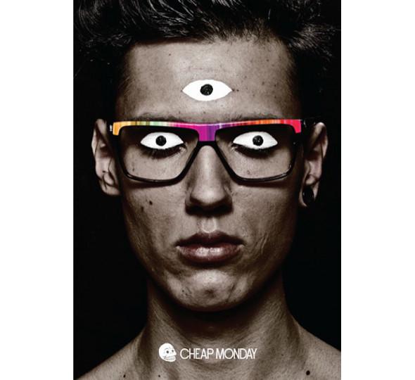 Изображение 4. Glasses news: новая коллекция Cheap Monday и Агата Сноу для Mykita.. Изображение № 4.