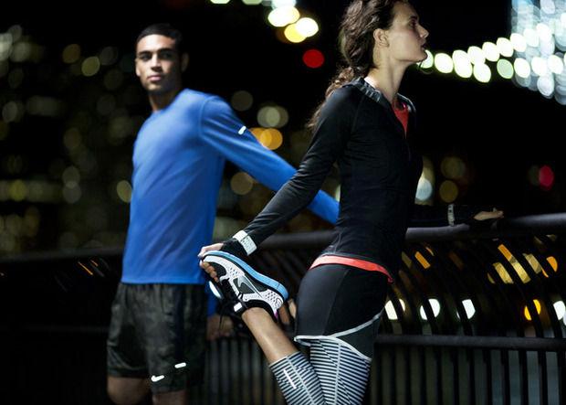 Снег бегу не помеха или новая беговая коллекция Nike. Изображение № 6.