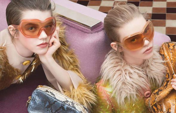 Изображение 11. Кампания: Prada FW 2011.. Изображение № 11.