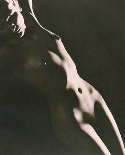Части тела: Обнаженные женщины на винтажных фотографиях. Изображение №75.