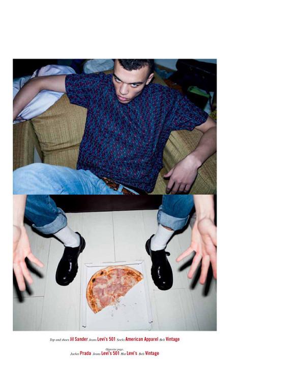 Мужские съёмки: L'Officiel, Numero, GQ и другие. Изображение № 13.