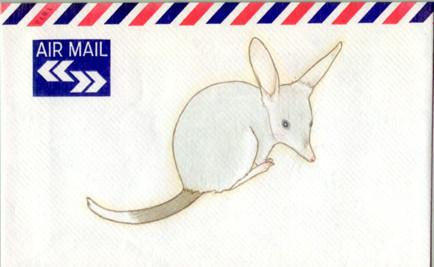 Детский иллюстратор Lilly Piri, любительница конвертов. Изображение № 3.