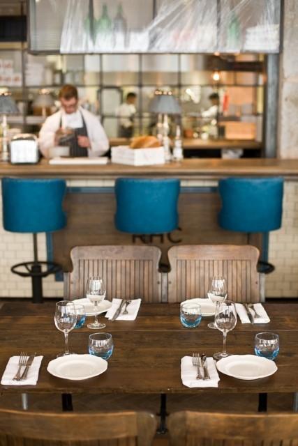 Место есть: Новые рестораны в главных городах мира. Изображение № 90.