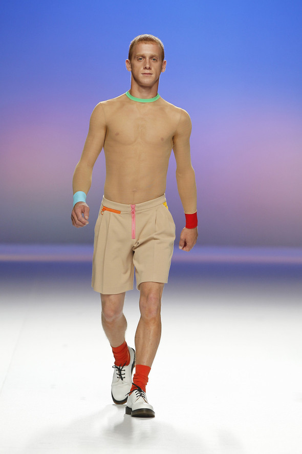 Madrid Fashion Week SS 2012: Davidelfin. Изображение № 15.