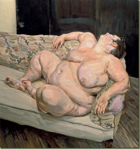Умер Люсьен Фройд, один из самых известных британских художников. Изображение № 14.