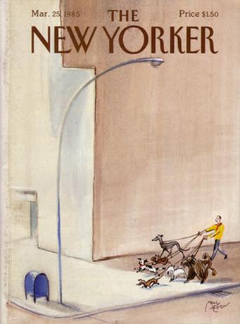 10 иллюстраторов журнала New Yorker. Изображение №33.