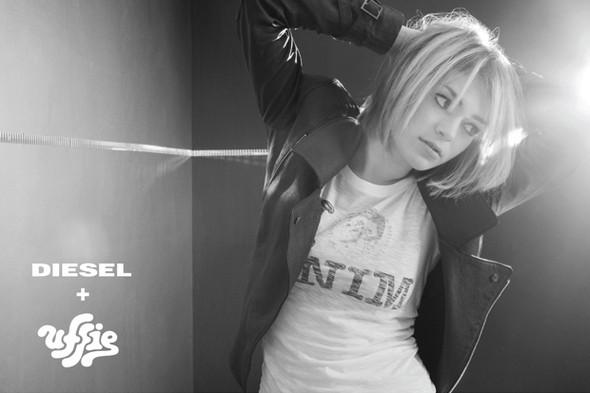 Uffie создает коллекцию одежды для Diesel. Изображение № 1.