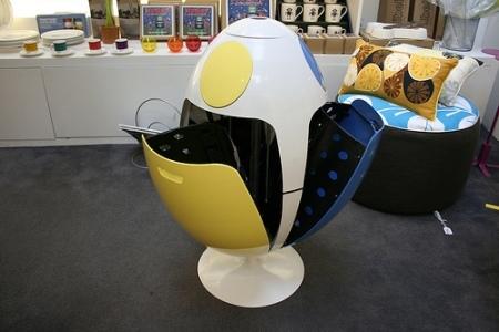 Gianluca Soldi яйцо длямусора. Изображение № 1.