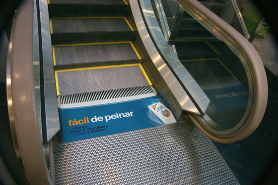 Эскалатор как новое медиа. Изображение № 10.
