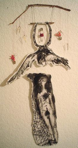 Мексиканская художница ERIKA KUHN. Изображение № 4.