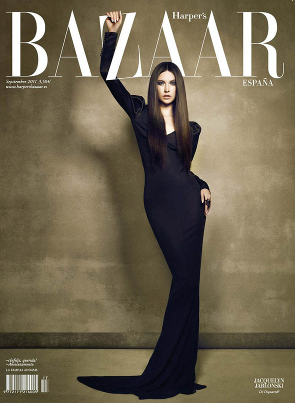 Обложки: H&M, Harper's Bazaar, Numero и Wallpaper. Изображение № 3.