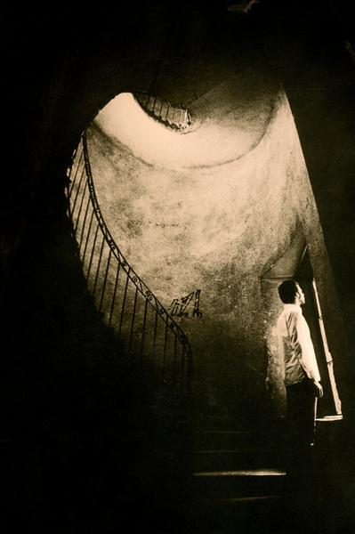 Бёрёц Балаж – фотограф автопортретист. Изображение № 6.