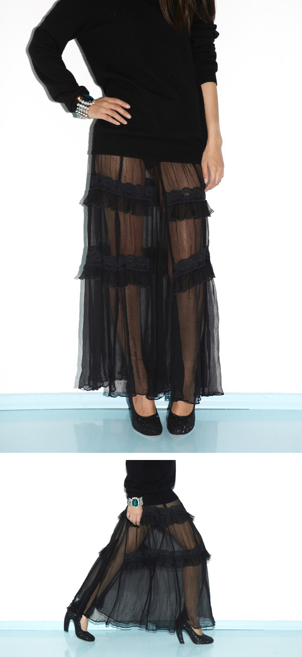Гардероб: Джига Санжиева, младший редактор моды журнала In Style. Изображение № 19.