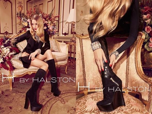 Кампания: Ева Лагуна для H by Halston. Изображение № 8.