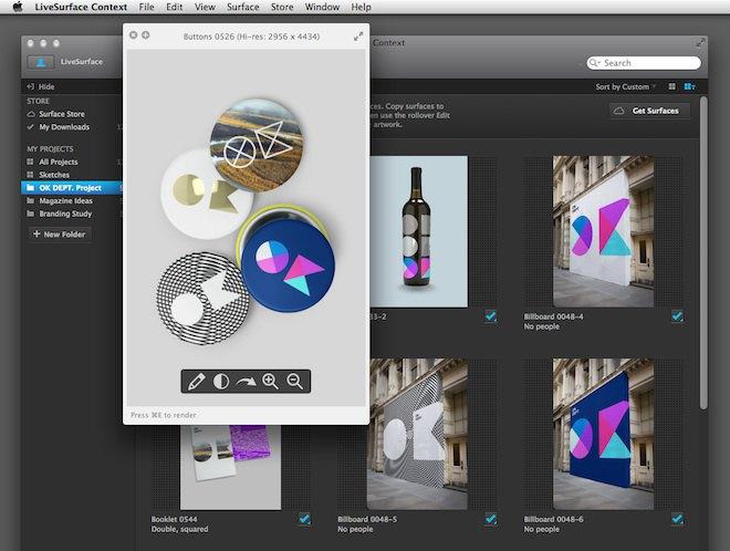 Представлен инструмент для визуализации дизайн-проектов в реальной среде. Изображение № 2.