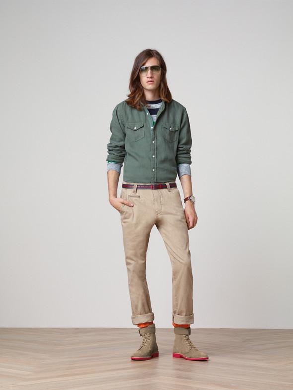 Лукбук: Tommy Hilfiger Sportswear SS'12 (мужская и женская коллекции). Изображение № 11.