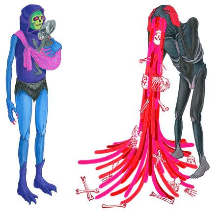 Beautiful monstros. Изображение № 11.