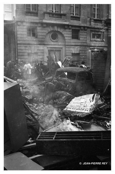Jean-Pierre Reyвзгляд намай '68. Изображение № 46.