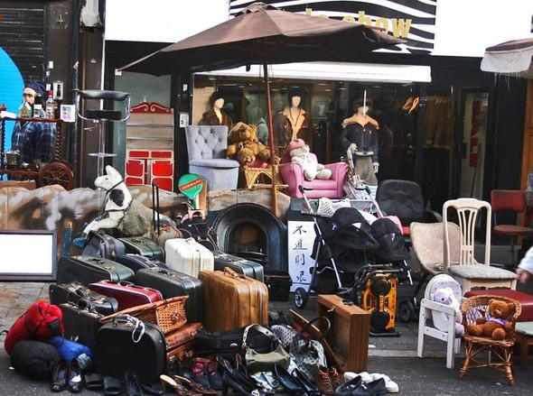 Сокровищница Королевы: Рынки Лондона/Брик Лейн. Изображение № 7.