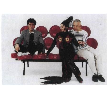 Педро Альмодовар, Виктория Абриль и Жан-Поль Готье. Изображение № 79.