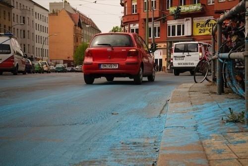 Разукрашенные дороги Берлина. Изображение № 4.