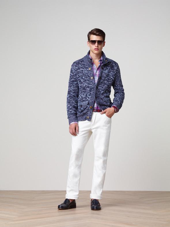Лукбук: Tommy Hilfiger Sportswear SS'12 (мужская и женская коллекции). Изображение № 8.