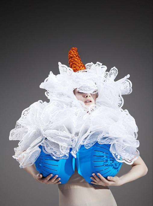 Madame Peripetie - Sylwana Zybura - или, наконец, Сильвана Зыбура: искусство не как у всех. Изображение № 6.