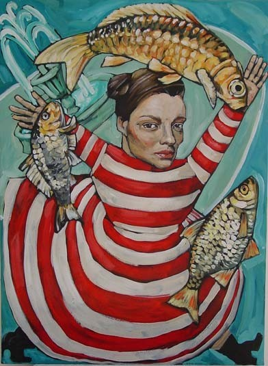 Belinda Eaton. Живые портреты. Изображение № 10.