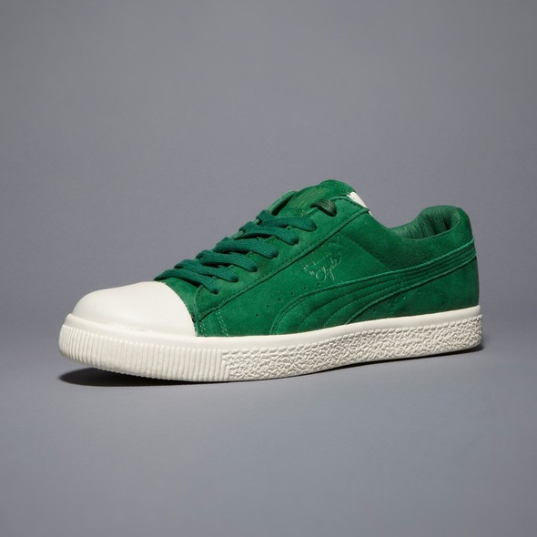 UNFTD x Puma Clyde Coverblock. Изображение № 5.