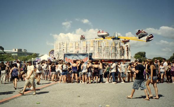 Большой выходной 2010. Музыкальный фестиваль в Окленде. Изображение № 20.