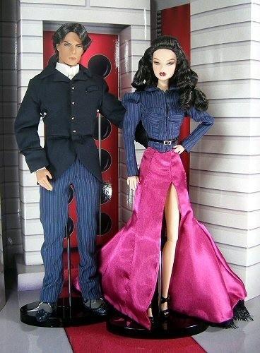 Fashion Royalty. Воплощенный кукольный гламур. Изображение № 8.