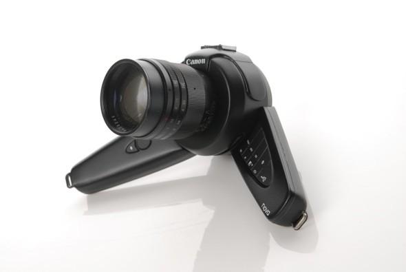 Концепт зеркального фотоаппарата. Изображение № 1.