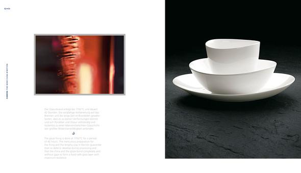 Изображение 6. Dibbern Porcelain Book: книга о костяном фарфоре.. Изображение № 6.