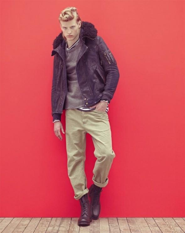 Balmain Homme AutumnWinter 2010 Lookbook. Изображение № 3.