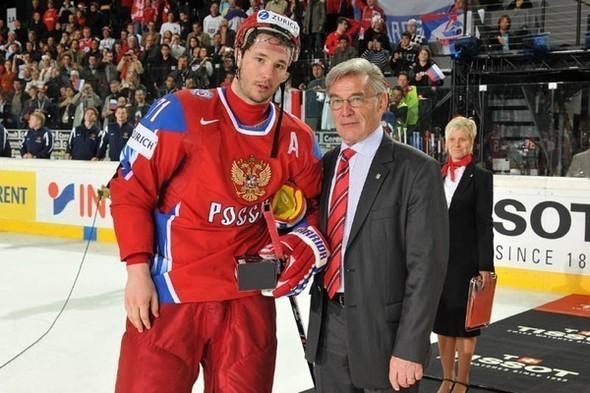 Сборная России похоккею вновь стала чемпионом мира. Изображение № 15.