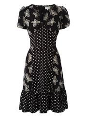 Изображение 2. Коллекция платьев Перл Лоу для марки Peacocks.. Изображение № 2.