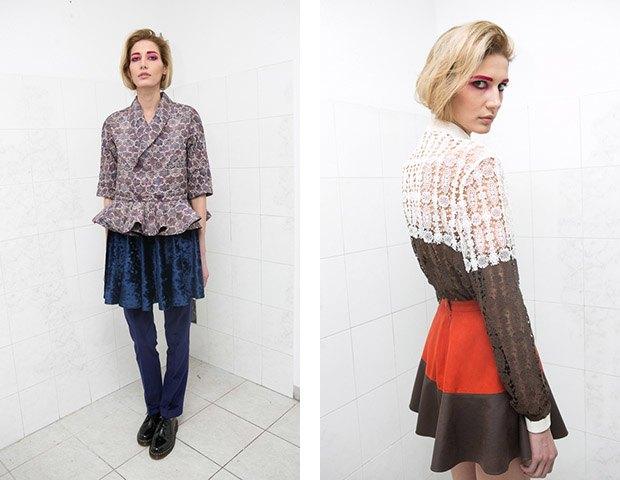 Чем нам запомнилась неделя моды Kiev Fashion Days. Изображение № 45.
