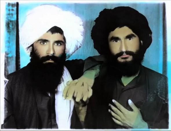 Талибан – ретушированная красота смерти. Изображение № 11.