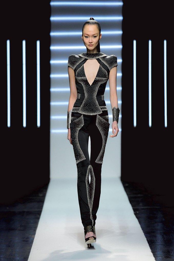 Maxime Simoens Couture SS 2012. Изображение № 1.