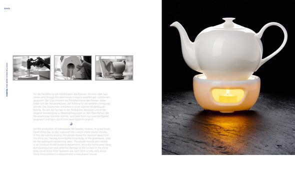 Изображение 5. Dibbern Porcelain Book: книга о костяном фарфоре.. Изображение № 5.