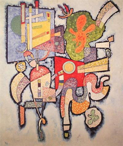 Коллекция работ В.В. Кандинского. Изображение № 29.