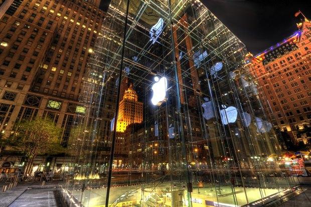 Apple включила транспорт в описание рода деятельности . Изображение № 1.