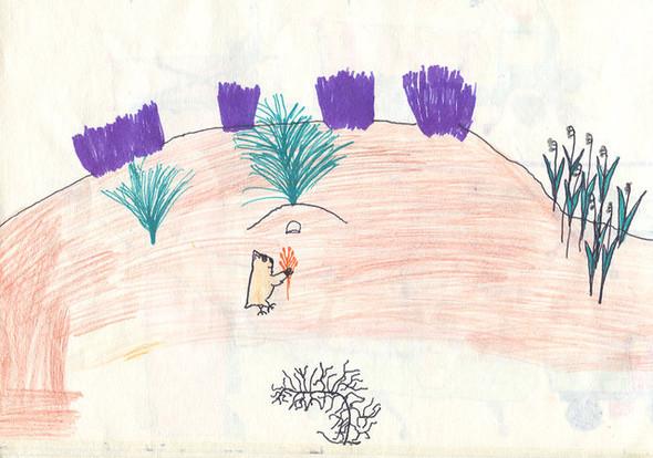 Психоделическое искусство - это детская беспечность. Изображение № 1.