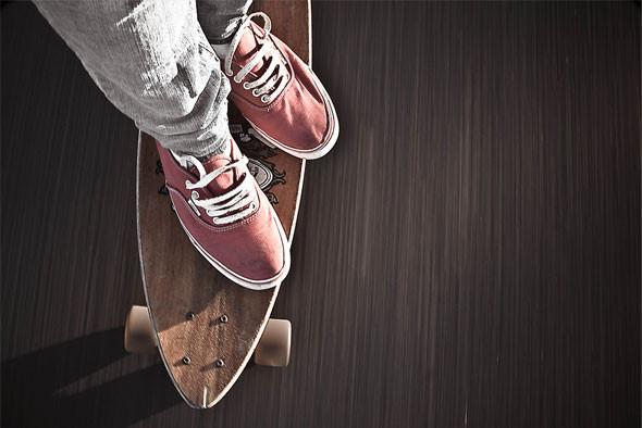 Обувь Vans. Изображение № 16.