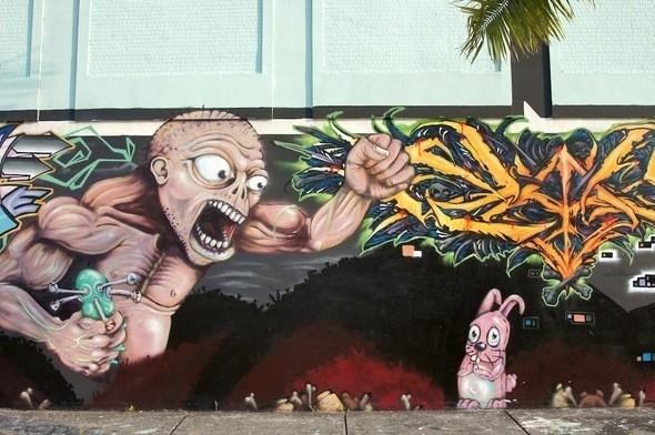 Изображение 56. Уличное Майами.. Изображение № 56.