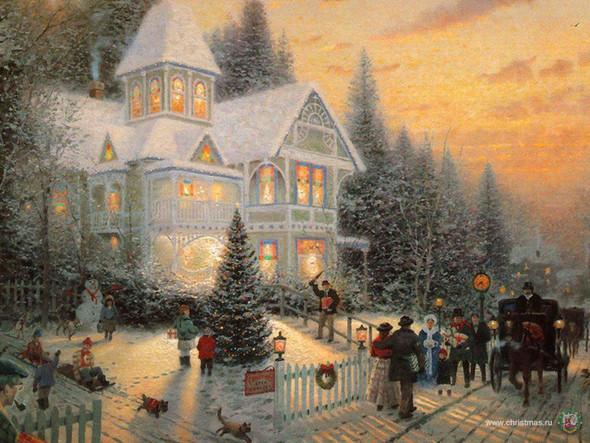 Рождественский дух. Изображение № 27.