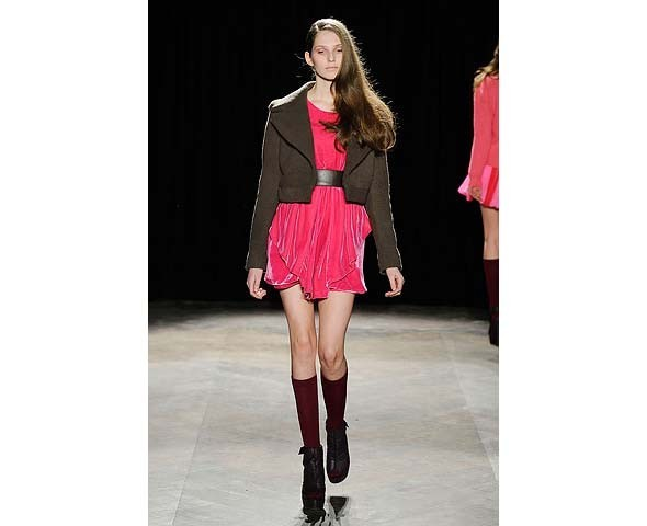 Неделя моды в Нью-Йорке: второй день. Изображение № 72.