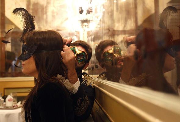 Венецианский карнавал масок. Изображение № 22.
