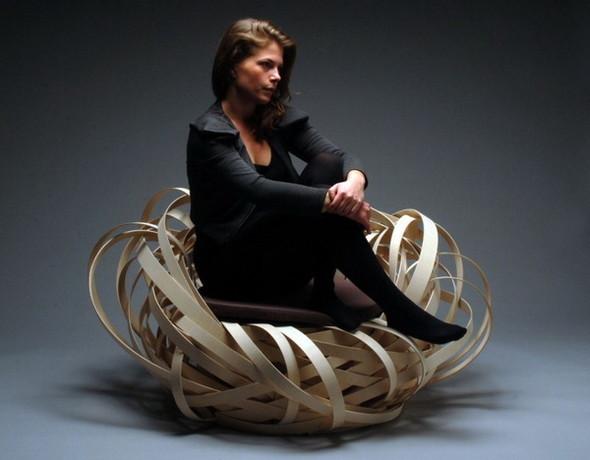 Кресло Nest. Изображение № 1.